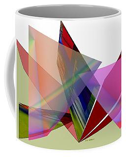 Tartan Cloud Coffee Mug