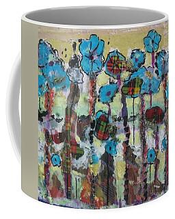 Tartan Garden Coffee Mug