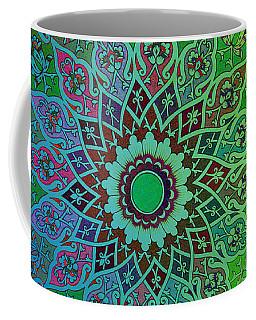 Tashkent Blossoms Mug Coffee Mug