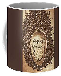 Coffee Mug featuring the photograph Tasmania Coffee Beans by Jorgo Photography - Wall Art Gallery