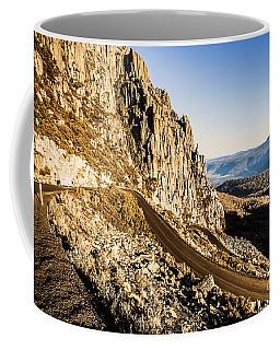 Tasmanian Turns Coffee Mug