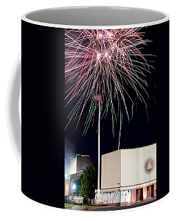 Taste Of Dallas 2015 Fireworks Coffee Mug