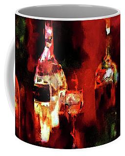 Taste Of Wine Coffee Mug