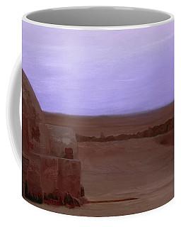Tatooine Sunset Coffee Mug