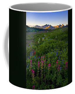 Tatoosh Dawn Coffee Mug