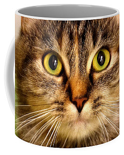 Tatums Eyes Coffee Mug