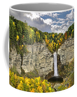 Taughannock Falls Autumn Coffee Mug