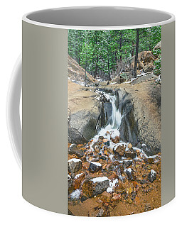 Taupe Rock Slabs Coffee Mug