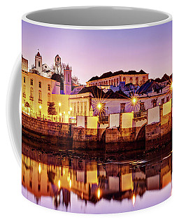 Tavira Reflections - Portugal Coffee Mug