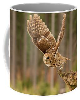 Tawny Takeoff Coffee Mug