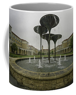 Tcu Campus Commons Coffee Mug