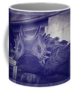 Tcu Horned Frog Purple Coffee Mug by Joan Carroll
