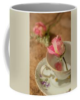 Tea And Roses Coffee Mug