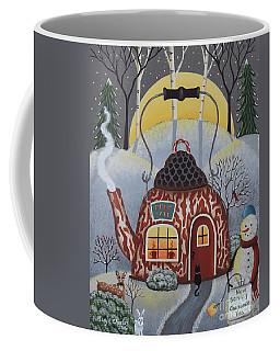 Tea Kettle Cafe Coffee Mug