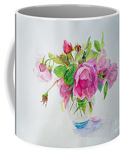 Tea Rose Coffee Mug