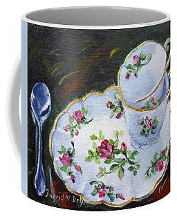 Tea Set Coffee Mug by Alexandra Maria Ethlyn Cheshire