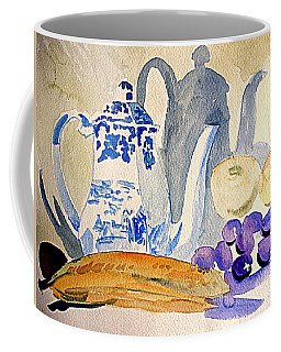 Tea Time With Shadow Coffee Mug