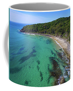 Coffee Mug featuring the photograph Tea Tree Bay In Noosa National Park by Keiran Lusk