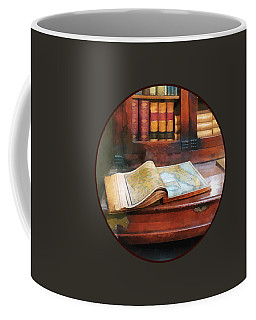 Teacher - Geography Book Coffee Mug