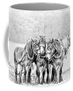 Team Work Coffee Mug