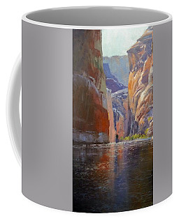 Teapot Point Colorado River Coffee Mug