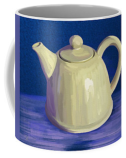 Teapot Coffee Mug