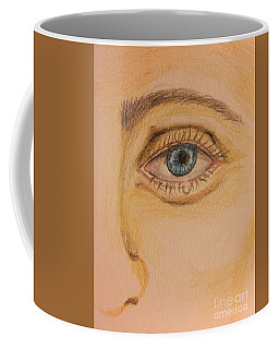Tear Drop Coffee Mug