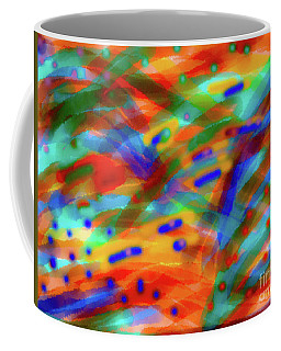Tear Drops Coffee Mug