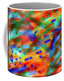 Tear Drops Coffee Mug