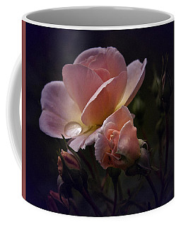Tear Of The Rose Coffee Mug