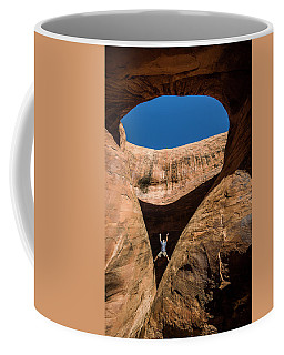 Teardrop Arch Coffee Mug