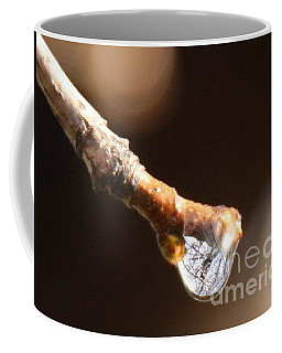 Coffee Mug featuring the photograph Tearfulness by Jolanta Anna Karolska