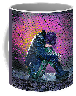 Tears In The Rain Coffee Mug