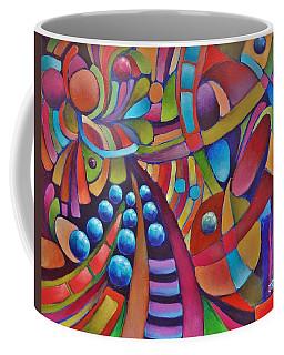 Technicolor Bloom Coffee Mug