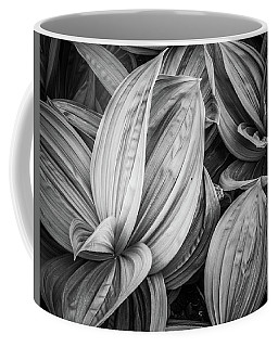 Techno Hosta Coffee Mug
