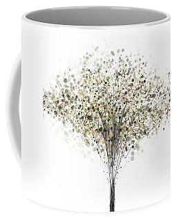 technology Abstract Coffee Mug