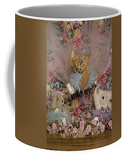 Teddy Bear Dancers Coffee Mug