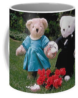 Teddy Bear Lovers Coffee Mug