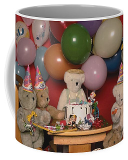 Teddy Bear Party Coffee Mug