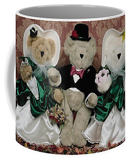Teddy Bear Wedding Coffee Mug