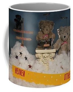 Teddy Bears In Heaven Coffee Mug