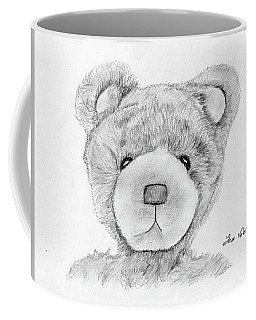 Teddybear Portrait Coffee Mug