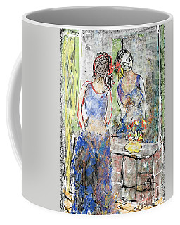 Teen Mirror  Coffee Mug