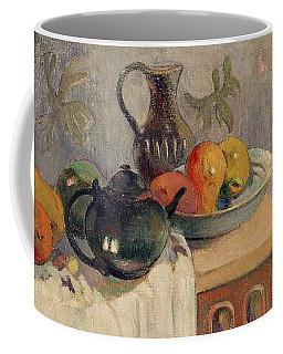 Teiera Brocca E Frutta Coffee Mug