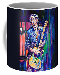 Telecaster- Keith Richards Coffee Mug