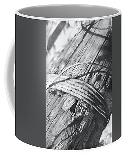 Telegraph Pole Coffee Mug