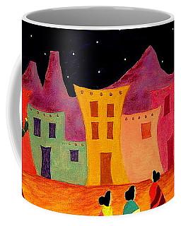 Telling Secrets Coffee Mug