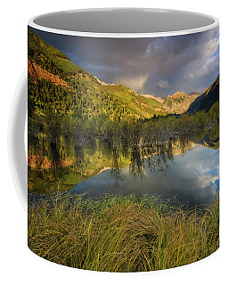 Telluride Valley Floor Coffee Mug