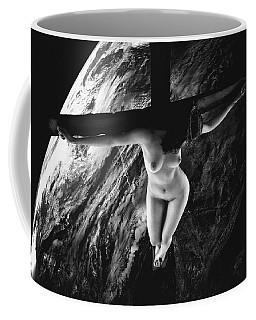Tellus Crucifix Coffee Mug