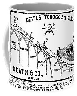 Temperance Movement 1887 Coffee Mug